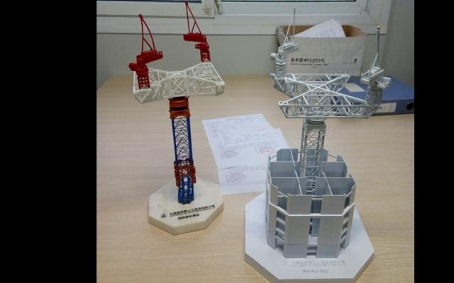 某建筑公司模型制作