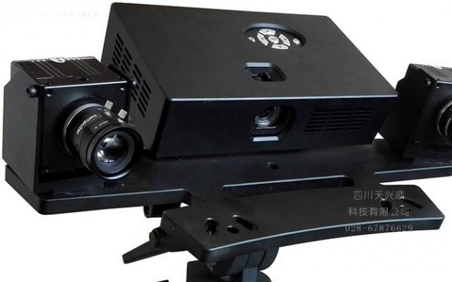 工业级3D扫描抄数设备