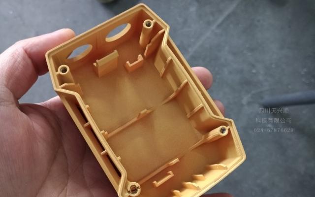 某公司电子产品外壳手板模型制作