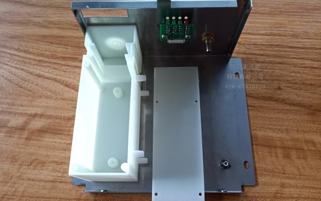 某环保设备公司内部外壳设计并3D打印