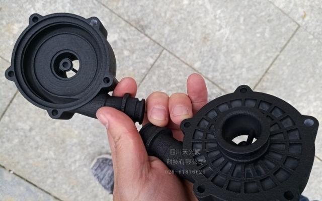 某公司产品3D打印