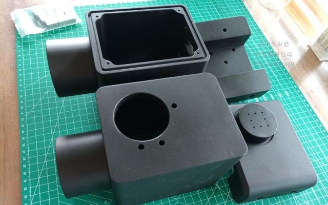 某公司设备外壳CNC手板制作