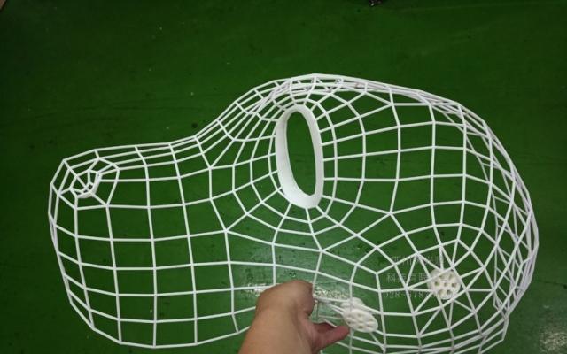 某单位雕塑放样3D打印模型制作