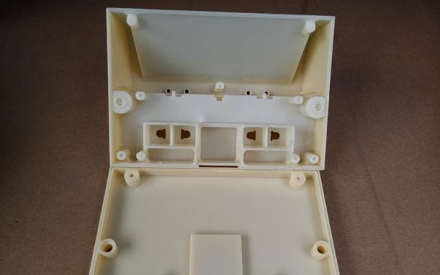 某单位电子设备外壳CNC手板制作